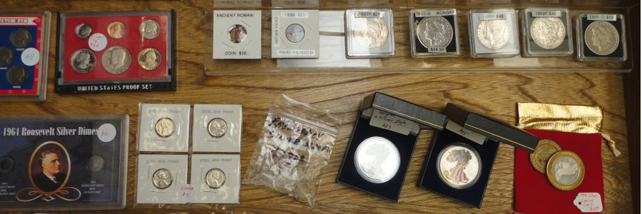 Montrose Gold & Silver Coins